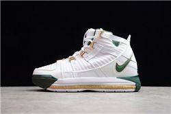 Men Nike Zoom Lebron III Basketball Shoes AAAAA 892