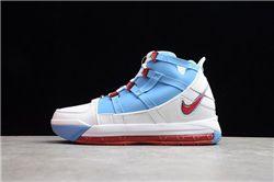 Men Nike Zoom Lebron III Basketball Shoes AAA...