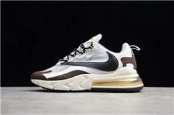 Men Nike Air Max 270 React Running Shoes AAAA...