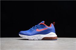 Kids Nike Air Max 270 React Sneakers 472