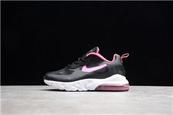 Kids Nike Air Max 270 React Sneakers 474