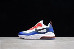 Kids Nike Air Max 270 React Sneakers 475