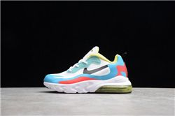 Kids Nike Air Max 270 React Sneakers 477