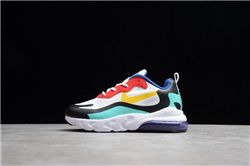 Kids Nike Air Max 270 React Sneakers 478