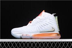 Men Nike LeBron 17 Basketball Shoes AAAAA 895
