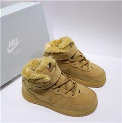 Kids Nike Air Force 1 Sneakers 383