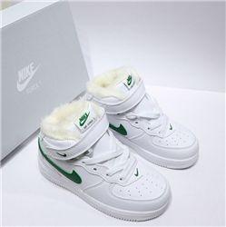 Kids Nike Air Force 1 Sneakers 384
