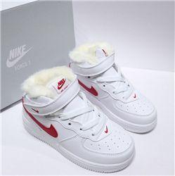 Kids Nike Air Force 1 Sneakers 385
