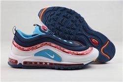 Men Nike Air Max 97 Running Shoes 542