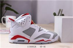 Men Air Jordan VI Retro Basketball Shoes AAA 390