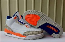 Men Air Jordan III Retro Basketball Shoes 371