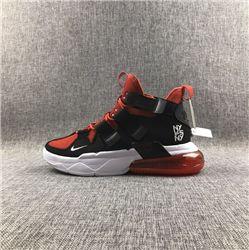 Men Nike Air Edge 270 Basketball Shoes AAAA 466