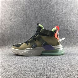 Men Nike Air Edge 270 Basketball Shoes AAAA 467