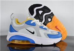Kids Nike Air Max 200 Sneakers 485