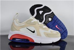 Kids Nike Air Max 200 Sneakers 489