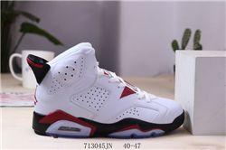 Men Air Jordan VI Retro Basketball Shoes 393