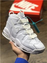 Men Nike Air Max 2 Uptempo Basketball Shoe AA...