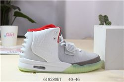 Men Nike Air Yeezy 2 Basketball Shoes 244