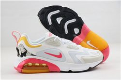 Men Nike Air Max 200 Running Shoes 225