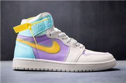 Women Air Jordan 1 Retro Sneaker AAAA 604