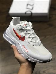 Women Nike Air Max 270 React Sneakers AAAA 35...