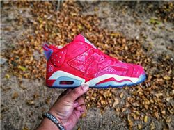 Women Air Jordan VI Retro Sneakers 306