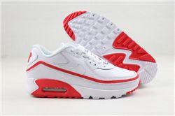 Men Nike Air Max 90 Running Shoe 376