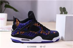 Men Air Jordan IV Basketball Shoes 484