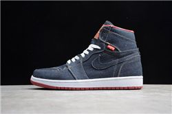 Women Air Jordan 1 Retro Sneaker AAAA 605