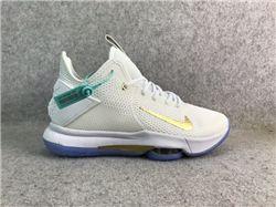 Men Nike LeBron Witness 4 Basketball Shoes 899