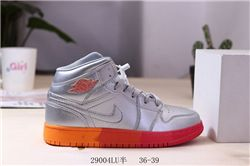 Women Air Jordan 1 Retro Sneaker 608