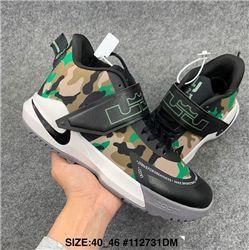 Men Nike LeBron Ambassador 12 Basketball Shoes 905