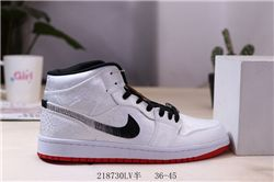 Women Air Jordan 1 Retro Sneaker AAA 609
