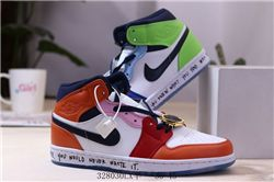 Men Melody Ehsani x Air Jordan Mid WMNS Fearl...