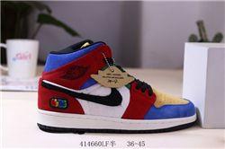 Men Air Jordan I Retro Basketball Shoes AAA 890