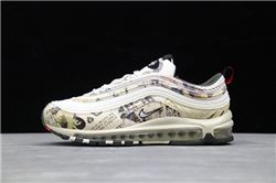 Men Nike Air Max 97 Running Shoes AAAA 549