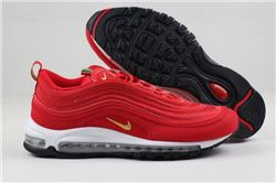 Men Nike Air Max 97 Running Shoes 551