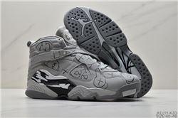 Men Air Jordan VIII Retro Basketball Shoes AAA 240