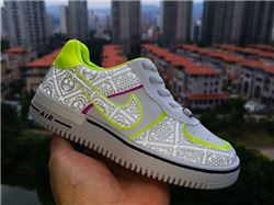 Kids Nike Air Force 1 Sneakers 395