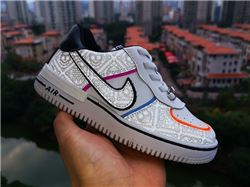 Kids Nike Air Force 1 Sneakers 396