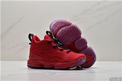 Kids Nike LeBron 15 Sneakers 204