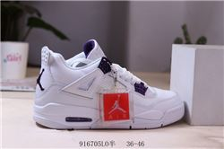 Women Sneaker Air Jordan 4 Retro AAA 304