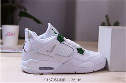 Women Sneaker Air Jordan 4 Retro AAA 306