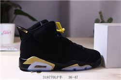 Women Air Jordan VI Retro Sneakers 307