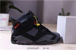 Men Air Jordan 6 Basketball Shoes AAAA 407
