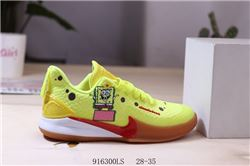 Kids Nike Mamba Focus Sneakers AAA 398