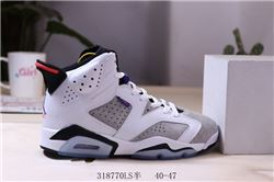 Men Air Jordan 6 Basketball Shoes AAA 409