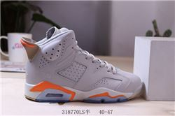 Men Air Jordan 6 Basketball Shoes AAA 410