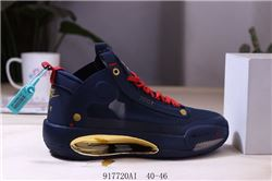 Men Air Jordan XXXIV Basketball Shoes 223