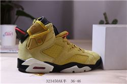 Women Air Jordan VI Retro Sneakers AAAA 310